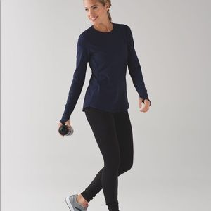 Lululemon Outrun Long Sleeve